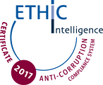 logo ETHIC INTELLIGENCE certification 2017