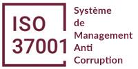1ère PME française certifiée ISO 37001 !