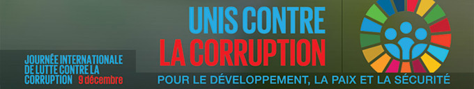 Journée internationale de lutte contre la corruption